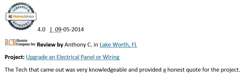 ecb review lake worth